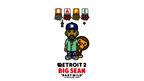 全米1位の大ヒットアルバム「DETROIT 2」を記念したビッグ・ショーン×ベイプのTシャツを発売