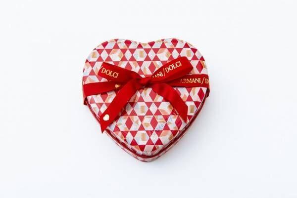 大切な想いを特別なチョコレートとともに。アルマーニ / ドルチのバレンタイン限定コレクション