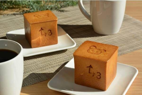 三笠山の餡が四角いパンにぎっしり! 文明堂東京の「3時のおやつあんぱん」