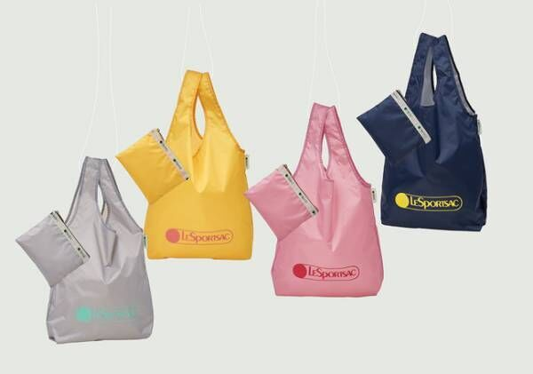 レスポートサックの人気ショッパーバッグがバージョンアップして登場