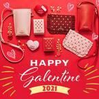 女の子による女の子のためのバレンタイン。サマンサタバサプチチョイスからハートモチーフのアイテムが登場