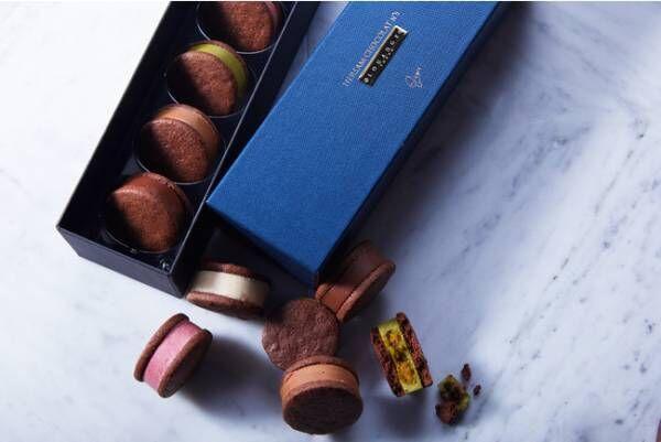 シャンパンやワインと共に嗜む大人のスイーツコレクション。ルワンジュ・トウキョウのバレンタイン