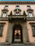 【ルック】ジョルジオ アルマーニ プリヴェ 2021年春夏コレクション「ミラノへのトリビュート」を発表