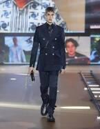 【ルック】ドルチェ&ガッバーナがデジタルショー形式で2021-22 秋冬 メンズ コレクションを発表