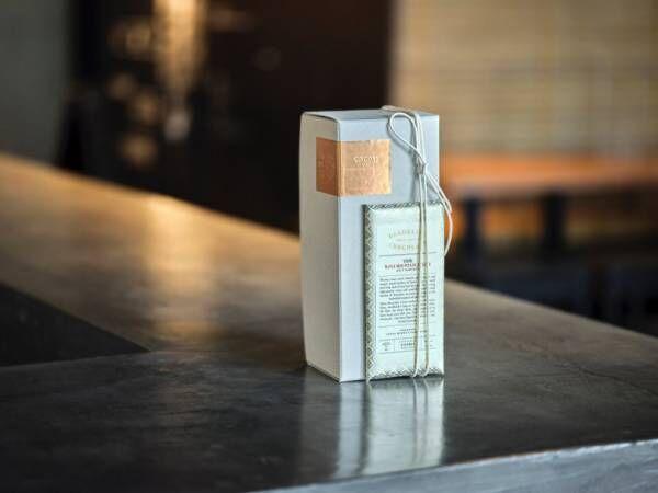 ⻁ノ門蒸留所のシーズナルジン「CACAO」が発売、ダンデライオン・チョコレートのカカオ豆を使用