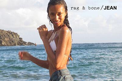 モデルがプライベートで撮影 - ラグ & ボーンのプロジェクトにジェシカ・ハートとアナイス・マリ参加