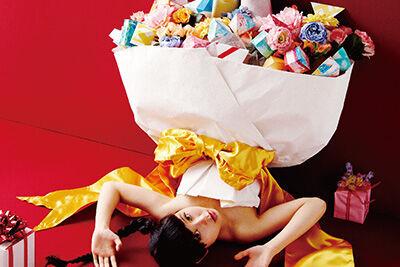 「ワンピースとタイツ」がラフォーレ原宿に期間限定ストア - アーティスト大山美鈴とのコラボワンピも