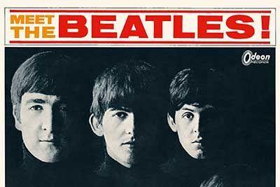 ザ・ビートルズが日本デビュー50周年!5アルバム収録の限定ボックス発売