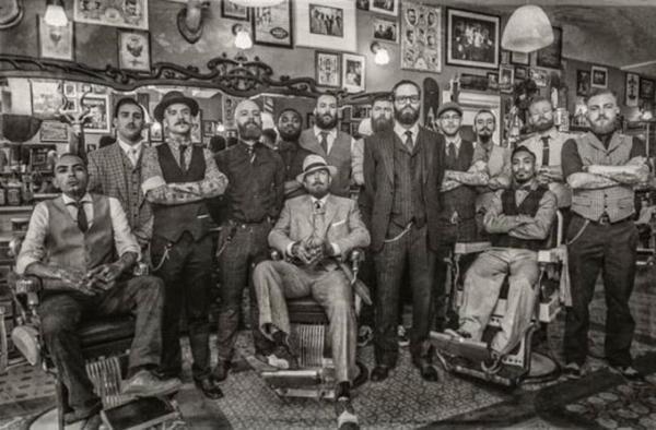 世界一有名なバーバー「シュコーラム」が来日 - 原宿でヘアカットショー開催