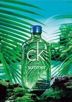 カルバン クラインの香水「シーケーワン サマー オードトワレ」- 優しく爽やかでエキゾティックな香り