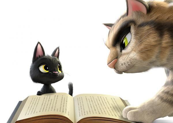 映画『ルドルフとイッパイアッテナ』児童文学不朽の名作がフル3DCGアニメに - 2匹の猫の友情を描く