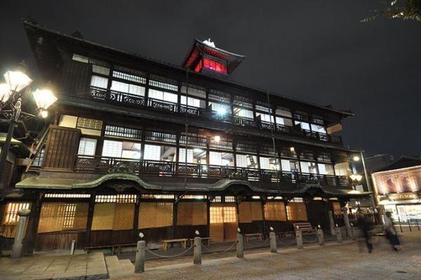 山口晃×道後温泉 アートフェス「道後アート2016」愛媛にて - 日本最古の温泉に芸術のエッセンスを
