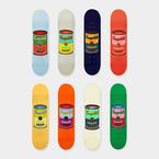 MoMA デザインストアが渋谷&池袋ロフトに - ウォーホル スケートボードが先行発売