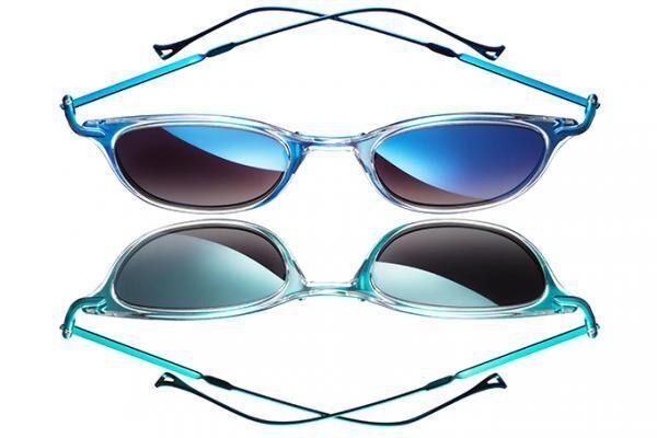 イッセイ ミヤケ×金子眼鏡のアイウェアコレクション「ボーン シリーズ Ⅱ」が発売