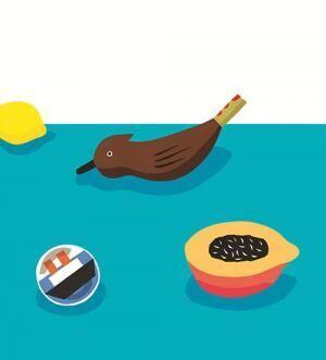 村上春樹の表紙デザインを手掛けた「イラストレーター 安西水丸」の大規模展 - 初の作品集も発売