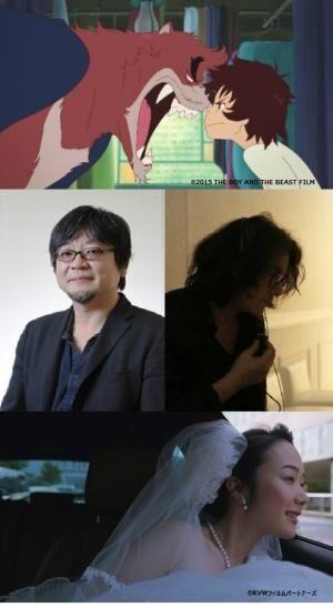 「第29回東京国際映画祭」六本木で開催 -『時かけ』の細田守&岩井俊二の特集上映が決定