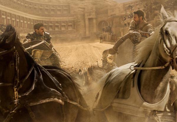 映画『ベン・ハー』アカデミー賞最多11冠の名作をリメイク - 古代ローマ帝国が舞台の歴史スペクタクル