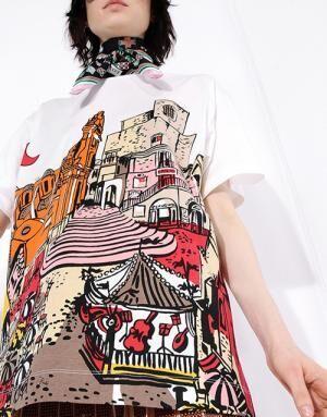 エミリオ・プッチ、限定ストアが伊勢丹新宿店に - ビーチウェアやスカーフ先行発売、カプリ島をイメージ