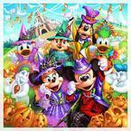 東京ディズニーランド&ディズニーシー、秋のスペシャルイベント「ディズニー・ハロウィーン」開催