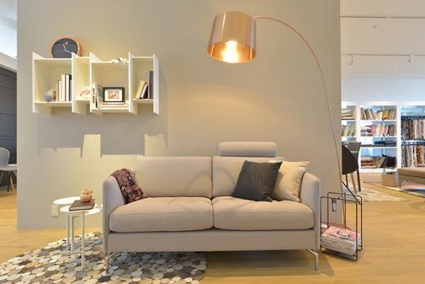 デンマーク発インテリア「ボーコンセプト」代官山に新店 - 素材・カラーを選べるカスタム家具