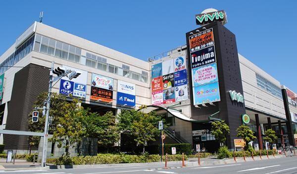 千葉の商業施設「ビビット南船橋」がリニューアル、大塚家具とニトリが同フロアに、蒙古タンメン中本も出店