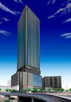 広島駅周辺「二葉の里」と「広島駅南口エリア」再開発 - 中四国と九州で最高層のタワービル