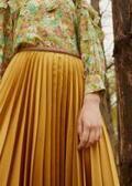 ルール ロジェット16年秋冬 - 仏ルサージュ社のツイードドレスやデニム地のプリーツスカート