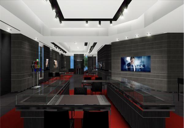 タグ・ホイヤー東北エリア初の旗艦店、仙台・青葉区に - 国内最大級の店舗に最新&限定ウォッチ勢揃い