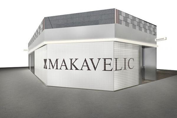 東京発バッグブランド「マキャベリック」関西初の路面店を大阪・堀江にオープン