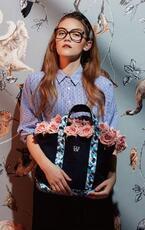 ケイタ マルヤマの雑貨ブランド「ザ・フラワースタンド_ケイタマルヤマ」花や動物モチーフのバッグなど