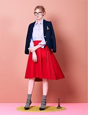組曲×丸山敬太、カプセルコレクション「リトゥム クミキョク」 - 花柄パンツやボーダートップス