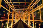 浅草・隅田川テラスで「RIVERSIDE&TOKYO」約500個の風鈴ゲートや移動式図書館