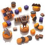 フレデリック・カッセルのハロウィン限定スイーツ、かぼちゃ味のマカロンなど