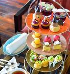 マンダリン オリエンタル 東京のハロウィンスイーツ - オバケ、かぼちゃの形をしたクッキーやケーキ
