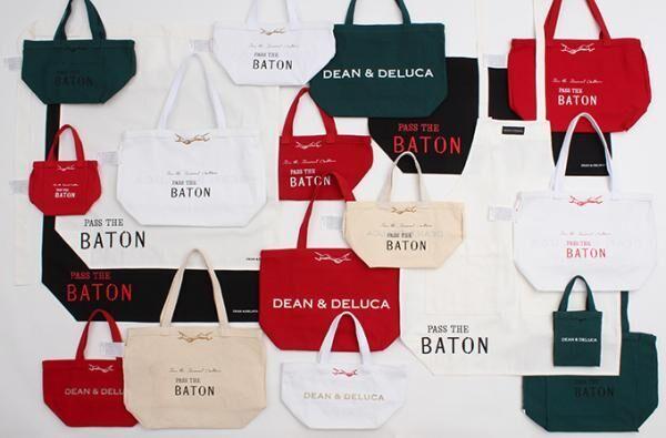 パスザバトン「ディーン&デルーカ リメイクアイテム」バッグ、エプロンを販売