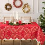 ZARA HOMEでクリスマスの食卓を楽しく - テーブルクロスやグラスなど、テーブルウェアを紹介