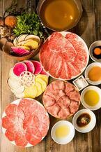 焼肉KINTANの新業態「しゃぶしゃぶKINTAN」代官山に - 希少部位と新鮮野菜を厳選したタレで