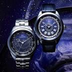カンパノラから腕時計「コスモサイン」の新作モデル - 星座や月の動きを腕元に
