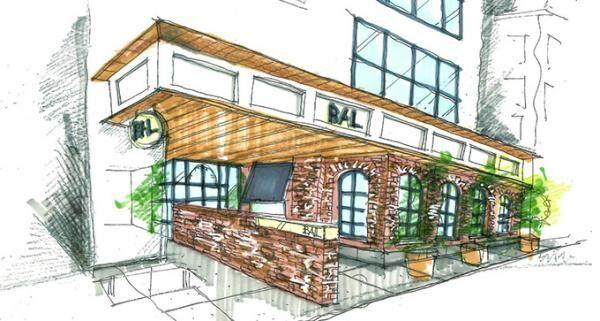 神戸 BAL、本館内外装を全面リニューアル - エストネーションがエリア初出店