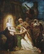 「シャセリオー展―19世紀フランス・ロマン主義の異才」国立西洋美術館にて開催