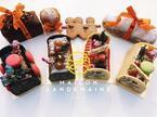 パリ発「メゾン・ランドゥメンヌ」からクリスマス限定のブッシュ・ド・ノエル4種が発売