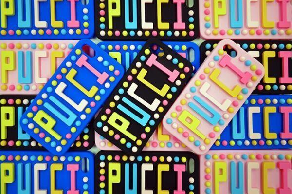 エミリオ・プッチ初のiPhoneケースが誕生、表参道の限定ストアでいち早く展開