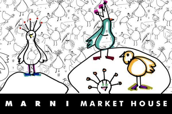 マルニからアーティスティックな鳥のオブジェが登場、伊勢丹新宿&銀座三越の限定ストアで発売