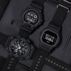 G-SHOCKの新作時計「ミリタリーブラック」タフな素材のバンドを採用したオールブラックモデル