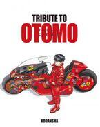 書籍『TRIBUTE TO OTOMO』貞本義行、弐瓶勉ら総勢80名が大友克洋の世界を描き下ろし