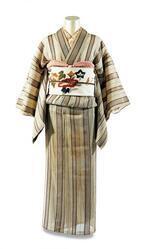 展覧会「麻のきもの・絹のきもの」文化学園服飾博物館で開催 - 麻と絹が着物になるまで