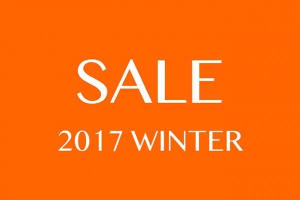 2016年秋冬全国セール情報 - 百貨店からアウトレット、セレクトショップなど