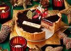 パブロからクリスマスシーズン限定「ノエルチョコチーズタルト」4層仕立ての贅沢な味わい