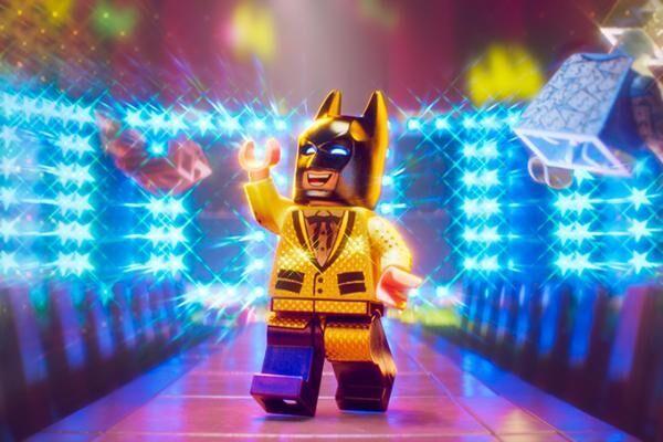 映画『レゴバットマン ザ・ムービー』主役はバットマン、DCコミックの人気キャラが集結