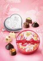 ゴディバのバレンタイン「ビュッフェ ドゥ ガトー コレクション」ケーキビュッフェをイメージしたチョコ